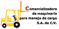 Montacargas-COMERCIALIZADORA-DE-MAQUINARIA-PARA-MANEJO-DE-CARGA-SA-DE-CV-en-Distrito Federal-encuentralos-en-Sección-Amarilla-PLA