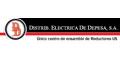 Motores Eléctricos-Venta Y Reconstrucción De-DISTRIBUIDORA-ELECTRICA-DE-DEPESA-en-Jalisco-encuentralos-en-Sección-Amarilla-BRP