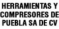 Maquinaria Para Construcción-HERRAMIENTAS-Y-COMPRESORES-DE-PUEBLA-SA-DE-CV-en-Puebla-encuentralos-en-Sección-Amarilla-DIA