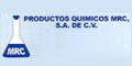 Productos Químicos-Fabricantes, Almacenes Y Depósitos-PRODUCTOS-QUIMICOS-MRC-SA-DE-CV-en-Jalisco-encuentralos-en-Sección-Amarilla-BRP