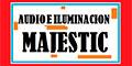 Sonido Musical-Servicio De-AUDIO-E-ILUMINACION-MAJESTIC-en--encuentralos-en-Sección-Amarilla-PLA