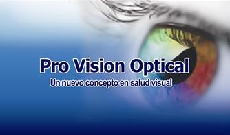Médicos Oculistas Y Oftalmólogos-PRO-VISION-OPTICAL-en-Chihuahua-encuentralos-en-Sección-Amarilla-BRP