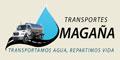 Agua Potable-Servicio De-TRANSPORTES-MAGANA-en--encuentralos-en-Sección-Amarilla-SPN