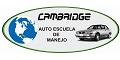 Escuelas De Manejo De Automóviles, Camiones Y Trailers-AUTO-ESCUELA-MANEJO-CAMBRIDGE-en-Hidalgo-encuentralos-en-Sección-Amarilla-PLA