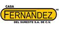 Ferreterías-CASA-FERNANDEZ-DEL-SURESTE-en-Yucatan-encuentralos-en-Sección-Amarilla-DIA
