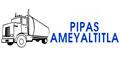 Agua Potable-Servicio De-PIPAS-AMEYALTITLA-en--encuentralos-en-Sección-Amarilla-PLA