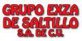 Extinguidores, Sistemas Y Equipos Contra Incendios-GRUPO-EXZA-DE-SALTILLO-SA-DE-CV-en-Coahuila-encuentralos-en-Sección-Amarilla-PLA