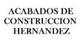 Construcciones En General-ACABADOS-DE-CONSTRUCCION-HERNANDEZ-en--encuentralos-en-Sección-Amarilla-PLA