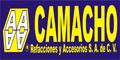 Refacciones Y Accesorios Para Automóviles Y Camiones-CAMACHO-REFACCIONES-en-Sonora-encuentralos-en-Sección-Amarilla-PLA