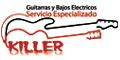Instrumentos Musicales-KILLER-GUITARRAS-Y-BAJOS-ELECTRICOS-en-Jalisco-encuentralos-en-Sección-Amarilla-BRO