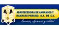 Andamios En General-Renta Y Venta De-ABASTECEDORA-DE-ANDAMIOS-Y-HAMACAS-PARAISO-en-Mexico-encuentralos-en-Sección-Amarilla-PLA