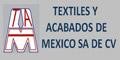 Estampado De Telas-TEXTILES-Y-ACABADOS-DE-MEXICO-SA-DE-CV-en-Mexico-encuentralos-en-Sección-Amarilla-BRP