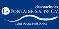 Cortinas Y Persianas En General-DECORACIONES-LA-FONTAINE-SA-DE-CV-en-Distrito Federal-encuentralos-en-Sección-Amarilla-BRP