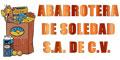 Abarrotes-Almacenes Y Tiendas De-ABARROTERA-DE-SOLEDAD-SA-DE-CV-en-San Luis Potosi-encuentralos-en-Sección-Amarilla-BRP