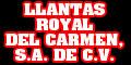 Llantas, Camaras Para Automóviles Y Camiones-LLANTAS-ROYAL-DEL-CARMEN-SA-DE-CV-en-Campeche-encuentralos-en-Sección-Amarilla-BRP