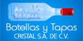 Envases De Vidrio-BOTELLAS-Y-TAPAS-CRISTAL-SA-DE-CV-en-Jalisco-encuentralos-en-Sección-Amarilla-PLA