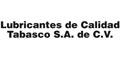 Aceites Lubricantes-LUBRICANTES-DE-CALIDAD-TABASCO-SA-DE-CV-en-Tabasco-encuentralos-en-Sección-Amarilla-BRP