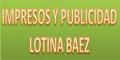 Imprentas Y Encuadernaciones-IMPRESOS-Y-PUBLICIDAD-LOTINA-en-Tabasco-encuentralos-en-Sección-Amarilla-PLA