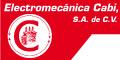 Talleres De Embobinado De Motores Eléctricos-ELECTROMECANICA-CABI-SA-DE-CV-en-Veracruz-encuentralos-en-Sección-Amarilla-BRP
