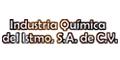 Productos Químicos-Fabricantes, Almacenes Y Depósitos-INDUSTRIA-QUIMICA-DEL-ISTMO-SA-DE-CV-en-Nuevo Leon-encuentralos-en-Sección-Amarilla-BRP