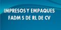 Empaques En General-IMPRESOS-Y-EMPAQUES-FADM-S-DE-RL-DE-CV-en-Distrito Federal-encuentralos-en-Sección-Amarilla-BRP