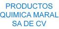 Limpieza-Equipos Y Productos-Venta De-PRODUCTOS-QUIMICA-MARAL-SA-DE-CV-en-Mexico-encuentralos-en-Sección-Amarilla-BRP