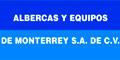 Equipos Para Albercas-ALBERCAS-Y-EQUIPOS-DE-MONTERREY-SA-DE-CV-en-Nuevo Leon-encuentralos-en-Sección-Amarilla-BRP
