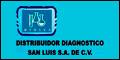 Reactivos Y Equipos Para Laboratorios-DISTRIBUIDOR-DIAGNOSTICO-SAN-LUIS-SA-DE-CV-en-San Luis Potosi-encuentralos-en-Sección-Amarilla-BRP