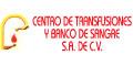 Bancos De Sangre-CENTRO-DE-TRANSFUSIONES-Y-BANCO-DE-SANGRE-SA-DE-CV-en-Jalisco-encuentralos-en-Sección-Amarilla-PLA