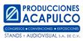 Congresos, Convenciones Y Eventos Especiales-PRODUCCIONES-ACAPULCO-en-Guerrero-encuentralos-en-Sección-Amarilla-BRP