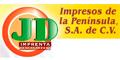 Imprentas Y Encuadernaciones-IMPRESOS-DE-LA-PENINSULA-SA-DE-CV-en-Yucatan-encuentralos-en-Sección-Amarilla-PLA