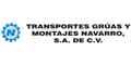 Grúas-Servicio De-TRANSPORTES-GRUAS-Y-MONTAJES-NAVARRO-SA-DE-CV-en-San Luis Potosi-encuentralos-en-Sección-Amarilla-PLA