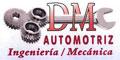 Talleres Mecánicos--DM-AUTOMOTRIZ-INGENIERIA-MECANICA-en-Distrito Federal-encuentralos-en-Sección-Amarilla-DIA