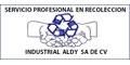 Reciclaje De Desperdicios-SERVICIO-PROFESIONAL-EN-RECOLECCION-INDUSTRIAL-ALDY-SA-DE-CV-en--encuentralos-en-Sección-Amarilla-BRP