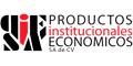 Productos Para Mantenimiento De Limpieza-PRODUCTOS-INSTITUCIONALES-ECONOMICOS-SA-DE-CV-en-Chihuahua-encuentralos-en-Sección-Amarilla-BRP