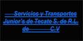 Transporte Para Empleados Y Obreros-SERVICIOS-Y-TRANSPORTES-JUNIORS-DE-TECATE-S-DE-RL-DE-CV-en-Baja California-encuentralos-en-Sección-Amarilla-PLA