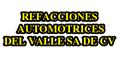 Refacciones Y Accesorios Para Automóviles Y Camiones-REFACCIONES-AUTOMOTRICES-DEL-VALLE-SA-DE-CV-en-Sonora-encuentralos-en-Sección-Amarilla-PLA