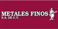 Aluminio-METALES-FINOS-SA-DE-CV-en-Distrito Federal-encuentralos-en-Sección-Amarilla-SPN