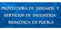 Material Y Equipo Para Hospitales Y Clínicas Médicas-PROVEEDORA-DE-INSUMOS-Y-SERVICIOS-DE-INGENIERIA-BIOMEDICA-EN-PUEBLA-en-Puebla-encuentralos-en-Sección-Amarilla-PLA