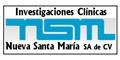 Laboratorios Clínicos-INVESTIGACIONES-CLINICAS-NUEVA-SANTA-MARIA-SA-DE-CV-en-Distrito Federal-encuentralos-en-Sección-Amarilla-DIA