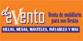 Alquiler De Sillas-EL-EVENTO-RENTA-DE-MOBILIARIO-en-San Luis Potosi-encuentralos-en-Sección-Amarilla-PLA