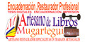 Imprentas Y Encuadernaciones-ARTESANO-DE-LIBROS-MUGARTEGUI-en-Distrito Federal-encuentralos-en-Sección-Amarilla-PLA