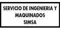 Maquinados Industriales-SERVICIO-DE-INGENIERIA-Y-MAQUINADOS-SIMSA-en-Distrito Federal-encuentralos-en-Sección-Amarilla-BRP