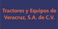 Maquinaria Agrícola E Implementos-TRACTORES-Y-EQUIPOS-DE-VERACRUZ-SA-DE-CV-en-Veracruz-encuentralos-en-Sección-Amarilla-BRP
