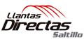 Llantas, Camaras Para Automóviles Y Camiones-LLANTAS-DIRECTAS-SALTILLO-en-Coahuila-encuentralos-en-Sección-Amarilla-PLA