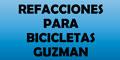 Bicicletas-Talleres De Reparación Y Servicio-REFACCIONES-PARA-BICICLETAS-GUZMAN-en-Michoacan-encuentralos-en-Sección-Amarilla-BRP