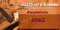 Carpinterías-CALIDAD-Y-DISENO-EN-CARPINTERIA-CRUZ-en-Distrito Federal-encuentralos-en-Sección-Amarilla-PLA