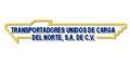 Camiones Foráneos Para Carga-TRANSPORTADORES-UNIDOS-DE-CARGA-DEL-NORTE-SA-DE-CV-en-Baja California-encuentralos-en-Sección-Amarilla-PLA