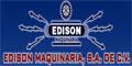 Maquinaria Para Construcción-EDISON-MAQUINARIA-SA-DE-CV-en-Queretaro-encuentralos-en-Sección-Amarilla-SPN