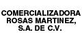 Laboratorios De Control-COMERCIALIZADORA-ROSAS-MARTINES-SA-DE-CV-en-Distrito Federal-encuentralos-en-Sección-Amarilla-BRP
